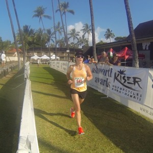 Running in Kona